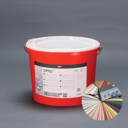KEIM Optil®-Plus teintes moyennes