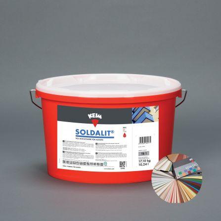 KEIM Soldalit® teintes pastel