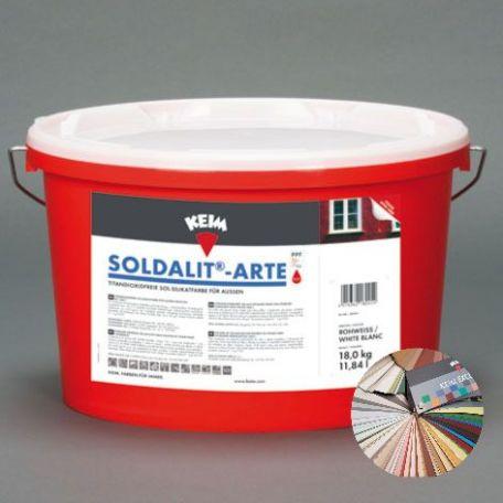 KEIM Soldalit® Arte teintes moyennes
