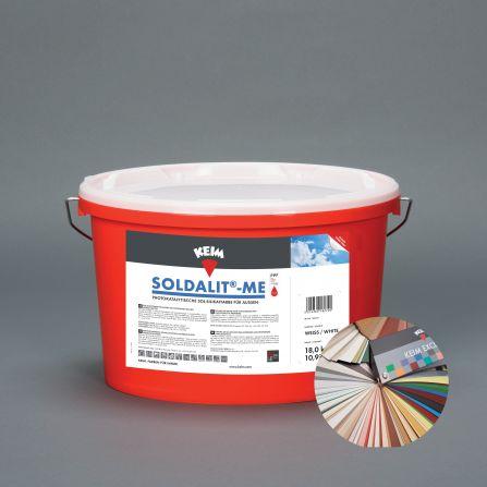 KEIM Soldalit®-ME teintes pastel