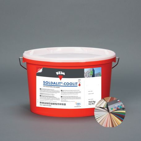 KEIM Soldalit®-Coolit teintes moyennes