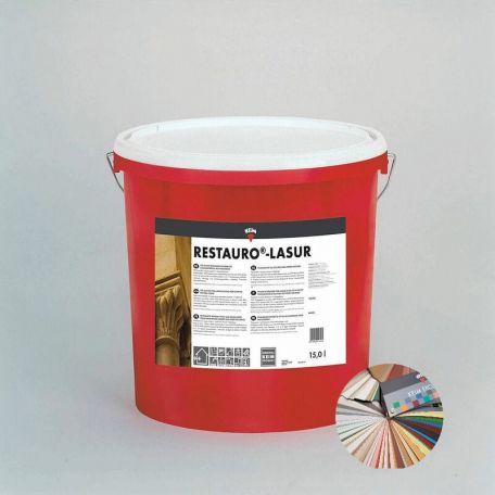 KEIM Lasure Restauro® teintes pastel
