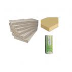 Panneaux phoniques Acoustix plâtre, fibro-plâtre ou OSB