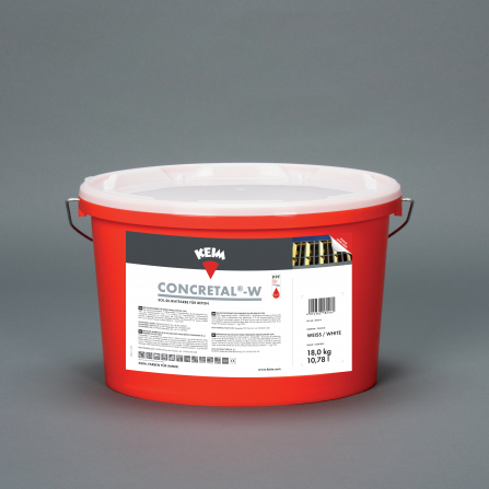 KEIM Concretal-W Grob seau 18kg