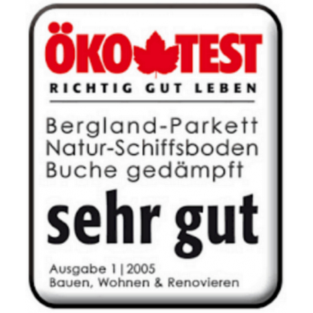 Certification Oko Test