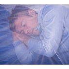 Sac de couchage hautes fréquences