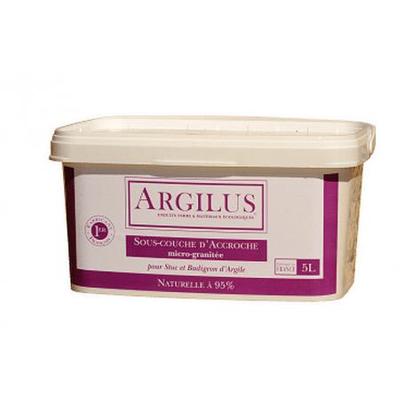 Sous-couche Badigeon d'argile Argilus
