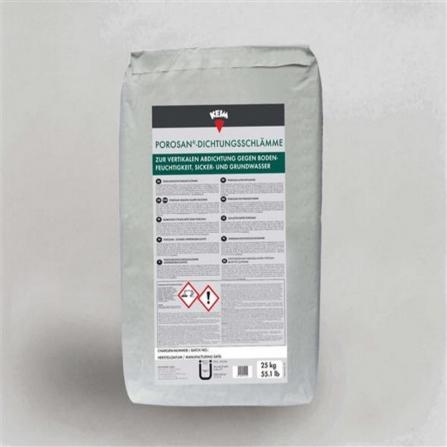 KEIM Barbotine d'étanchéité Porosan® sac 25kg
