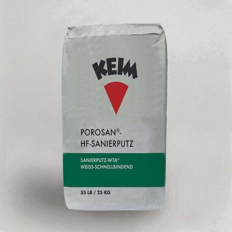 KEIM Enduit d'assainissement Porosan®-NP sac 25kg