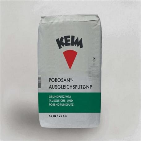 KEIM Enduit d'égalisation Porosan®-NP sac 25kg