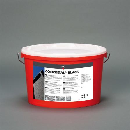 KEIM Concretal®-Black seau 18kg