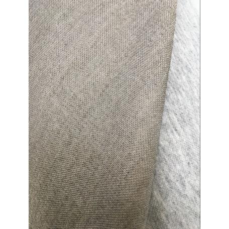 Tissu coton argent 48 dB
