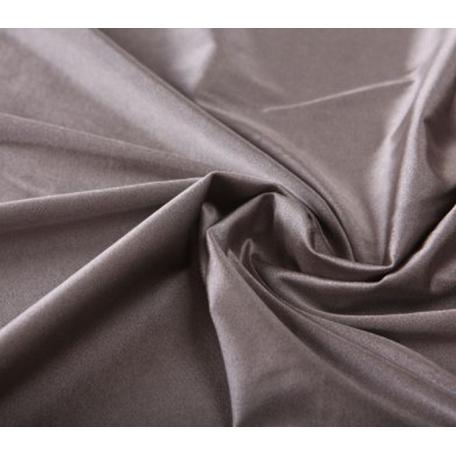 Tissu polyamide argent extensible 50 dB