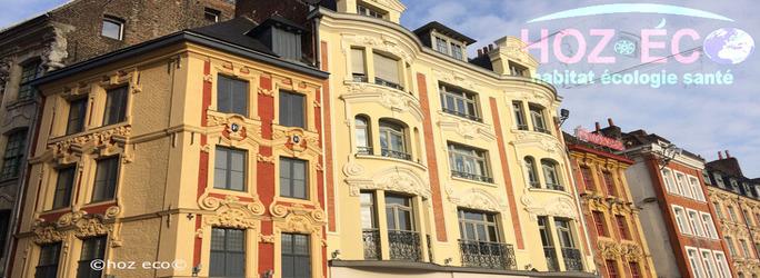 Peintures façades extérieures